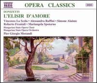 Donizetti: L'elisir d'amore - Alessandra Ruffini (soprano); Mariangela Spotorno (soprano); Roberto Frontali (baritone); Simone Alaimo (baritone);...