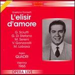 Donizetti: L'elisir d'amore - Giuseppe di Stefano (vocals); Graziella Sciutti (vocals); Mario Sereni (vocals); Monique Lobasa (vocals);...