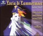 Donizetti: Lucia di Lammermoor - Armando Giannotti (vocals); Giovanni Malipiero (vocals); Giuseppe Manacchini (vocals); Lina Pagliughi (vocals);...