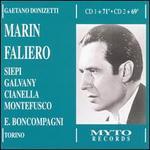 Donizetti: Marin Faliero