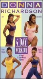 Donna Richardson: 4 Day Rotation Workout