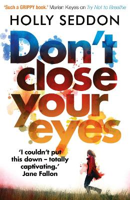 Don't Close Your Eyes - Seddon, Holly