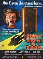 Don't Open the Door - S.F. Brownrigg