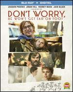 Don't Worry, He Won't Get Far on Foot [Includes Digital Copy] [Blu-ray]