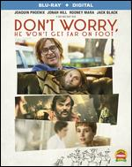 Don't Worry, He Won't Get Far on Foot [Includes Digital Copy] [Blu-ray] - Gus Van Sant