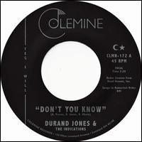 Don't You Know - Durand Jones & the Indications