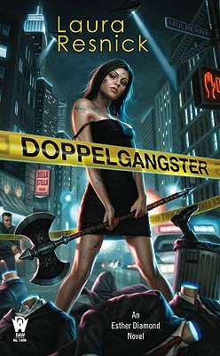 Doppelgangster: Book Two of Esther Diamond - Resnick, Laura