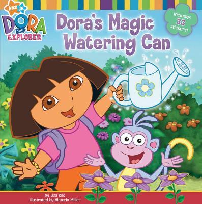 Dora's Magic Watering Can - Rao, Lisa