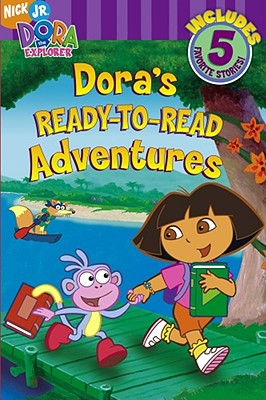 Dora's Ready-To-Read Adventures - Various