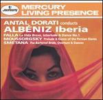 Dorati Conducts Albéniz, Falla, Moussorgsky, Smetana