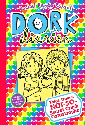 Dork Diaries 12: Tales from a Not-So-Secret Crush Catastrophe -