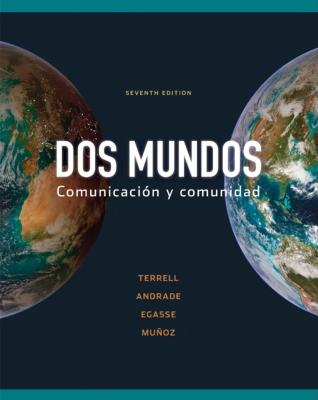 DOS Mundos Plus Package for Students - (Color Loose Leaf Print Text, E-Book, Online WB/LM) - Terrell, Tracy