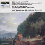 Douglas Lilburn: Allegro for Strings; Landfall in Unknown Seas; Diversion for String Orchestra