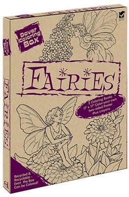 Dover Coloring Box: Fairies - Dover Publications Inc (Creator)
