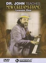 Dr. John Teaches New Orleans Piano, Vol. 1
