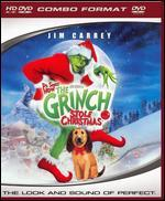 Dr. Seuss How the Grinch Stole Christmas - Combo Format [HD] - Ron Howard