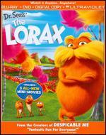 Dr. Seuss The Lorax [Includes Digital Copy] [UltraViolet] [Blu-ray/DVD] [2 Discs]