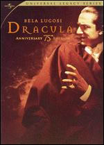 Dracula [75th Anniversary Edition] [2 Discs] - Tod Browning