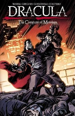 Dracula: The Company of Monsters Vol. 2 - Busiek, Kurt, and Gregory, Daryl