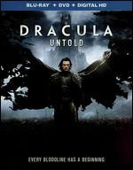 Dracula Untold [2 Discs] [Includes Digital Copy] [Blu-ray/DVD]