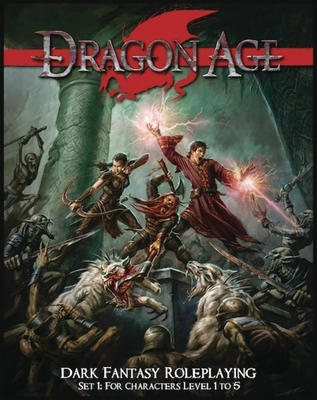 Dragon Age RPG Core Rulebook - Pramas, Chris