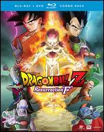Dragonball Z: Resurrection 'F' [Blu-ray/DVD] [2 Discs] - Tadayoshi Yamamuro