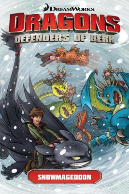Dragons - Defenders of Berk: Snowmageddon - Furman, Simon