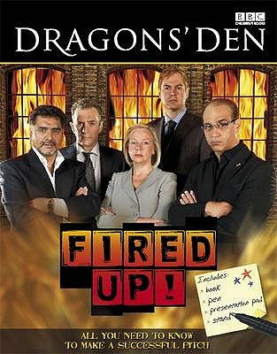 """Dragons' Den"": Fired Up! - BBC"