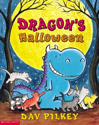 Dragon's Halloween - Pilkey, Dav