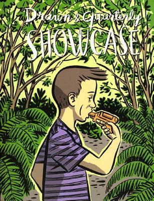 Drawn & Quarterly Showcase: Book Two - Brown, Jeffrey, and Otsamo, Pentti, and Broan, Jeffrey & Otsamo