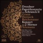 Dresdner Fagottkonzerte aus Schranck II