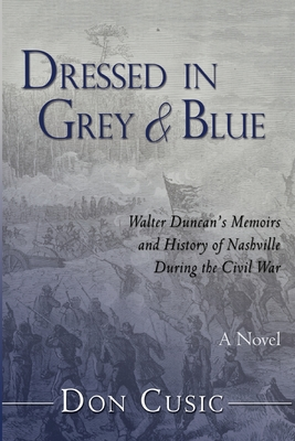 Dressed in Grey and Blue - Cusic, Don