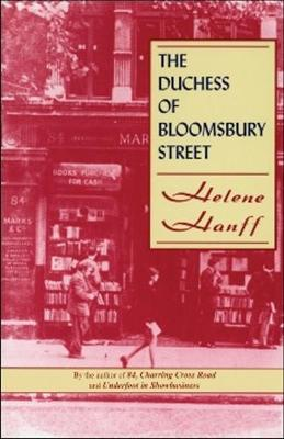 Duchess of Bloomsbury Street - Hanff, Helene
