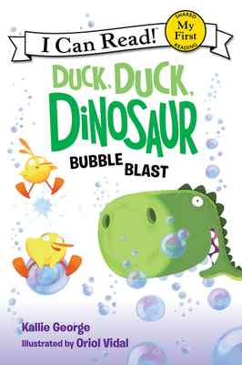 Duck, Duck, Dinosaur: Bubble Blast - George, Kallie