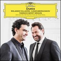 Duets [2017] - Ildar Abdrazakov (bass); Rolando Villazón (tenor); Orchestre Métropolitain; Yannick Nézet-Séguin (conductor)
