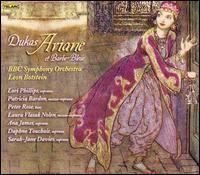 Dukas: Ariane et Barbe-Bleue - Ana James (soprano); Daphne Touchais (soprano); Graeme Danby (bass); Laura Vlasak Nolen (mezzo-soprano);...