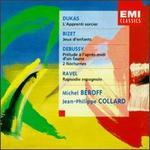 Dukas: L'Apprenti sorcier; Bizet: Jeux d'enfants;  Debussy: Pr�lude � l'apres-midi d'un faun; 2 Nocturnes; Ravel: Rap