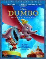 Dumbo [70th Anniversary Edition] [2 Discs] [Blu-ray/DVD]