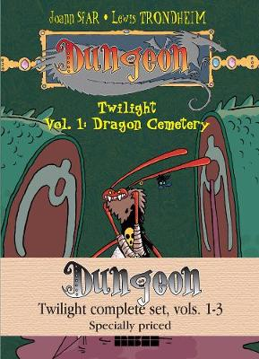 Dungeon: Twilight Complete Set, Vols. 1-3 - Sfar, Joann