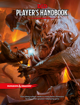 Dungeons & Dragons Player's Handbook (Core Rulebook, D&d Roleplaying Game) - Wizards RPG Team