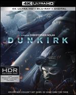 Dunkirk [Includes Digital Copy] [4K Ultra HD Blu-ray/Blu-ray]