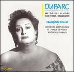 Duparc: Mélodies; Lenore; Aux Étoiles; Danse Lente