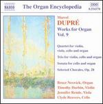 Dupré: Works for Organ, Vol. 9