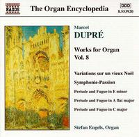 Dupre: Works for organ - Stefan Engels (organ)