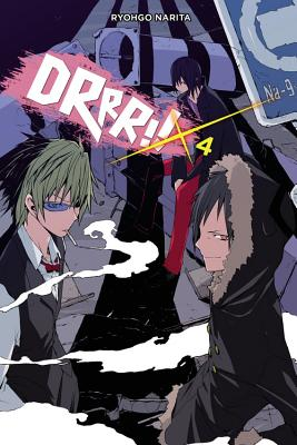 Durarara!!, Vol. 4 (Light Novel) - Narita, Ryaogo