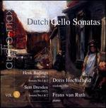 Dutch Cello Sonatas, Vol. 5