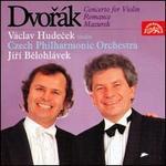 Dvor�k: Concerto for Violin; Romance; Mazurek