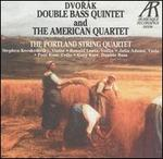 Dvorák: Double Bass Quintet; The American Quartet