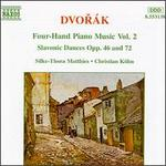 Dvorák: Four-Hand Piano Music Vol.2