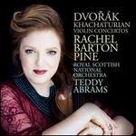 Dvorák, Khachaturian: Violin Concertos